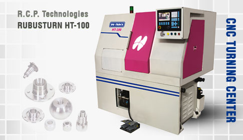 CNC Turning Center Manufacturers India Punjab
