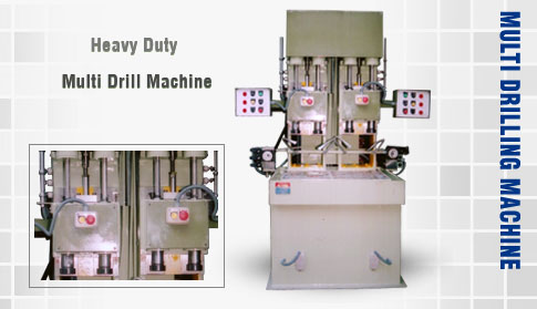 Multi Drilling Machine Manufacturers India Punjab